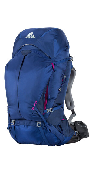 Gregory Deva 60 Backpack Women XS egyptian blue